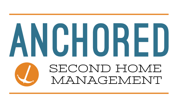 Anchored Second Home Management Logo
