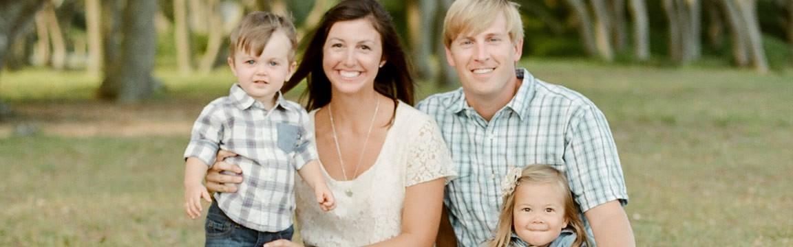 The Baucom Family
